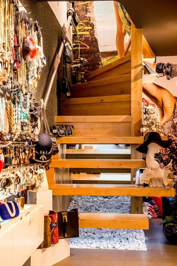 Şölen Üstüner İç mimarlık – Lam / Lefkoşa Dereboyu Caddesi:  tarz Dükkânlar