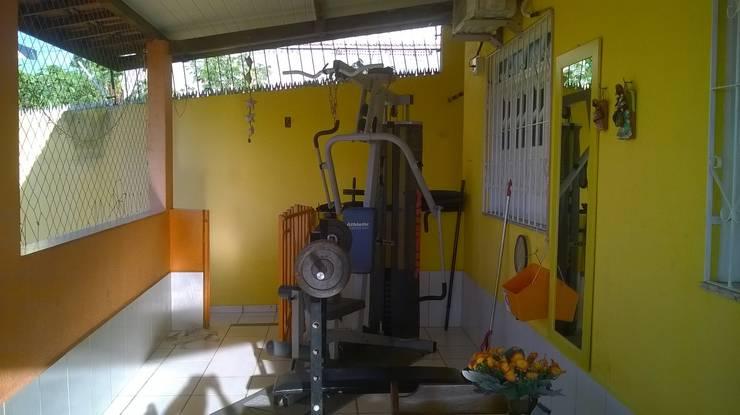Gym by P2 Arquitetos Associados