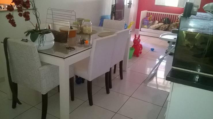P2 Arquitetos Associados:  tarz Yemek Odası