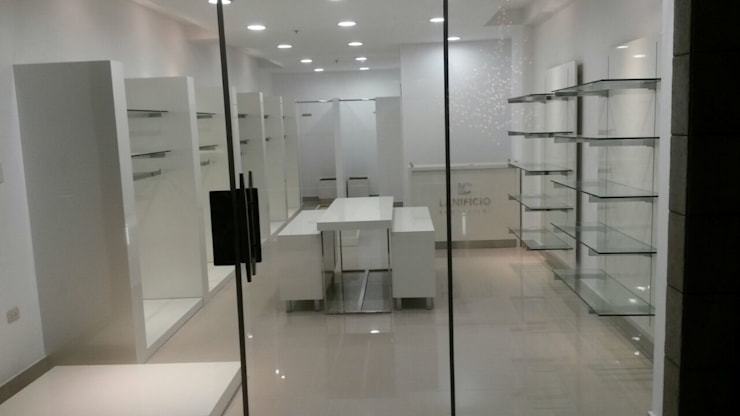 Commercial Spaces by 3 DECO
