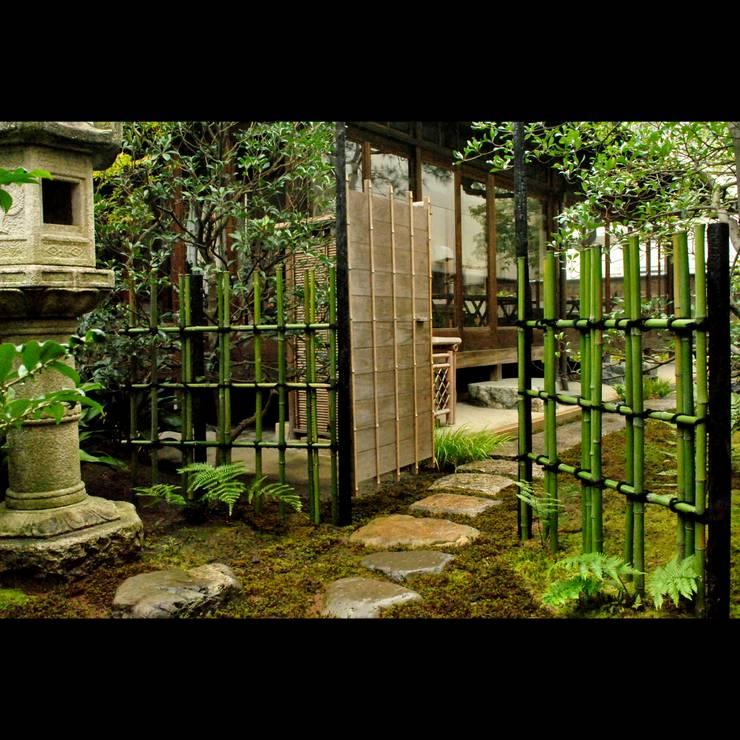 Taman oleh 作庭処 植徳, Modern