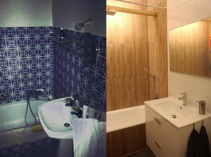 Instalação sanitária:   por 4 Pontos