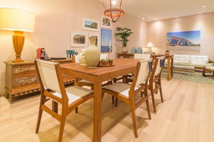 Mostra Mac Trends: Salas de jantar  por Duo Arquitetura
