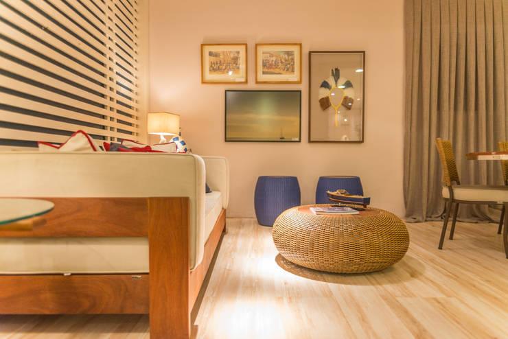 Mostra Mac Trends: Salas de estar  por Duo Arquitetura