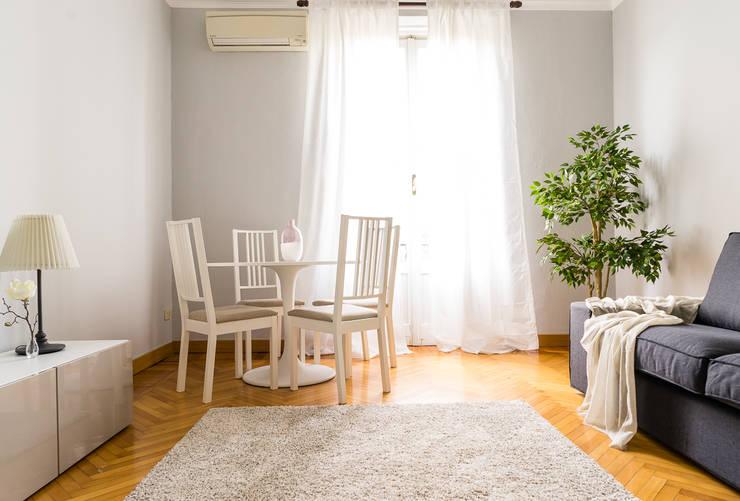Muguet e Jasmin: Sala da pranzo in stile in stile Classico di Francesca Greco  - HOME|Philosophy