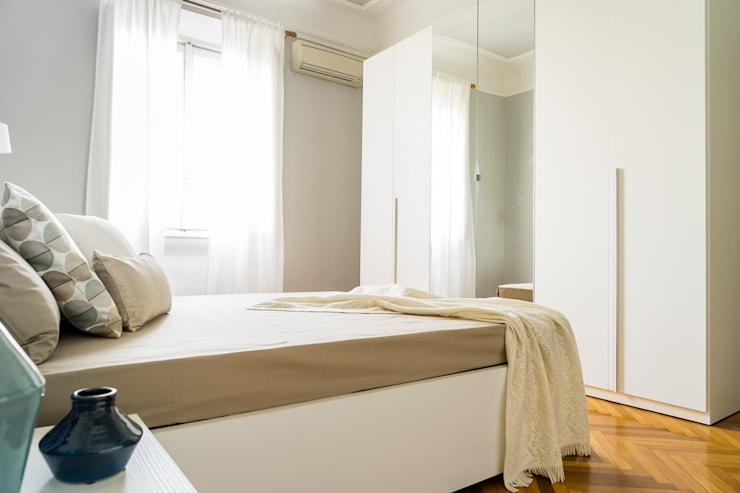 Dormitorios de estilo clásico por Francesca Greco  - HOME|Philosophy