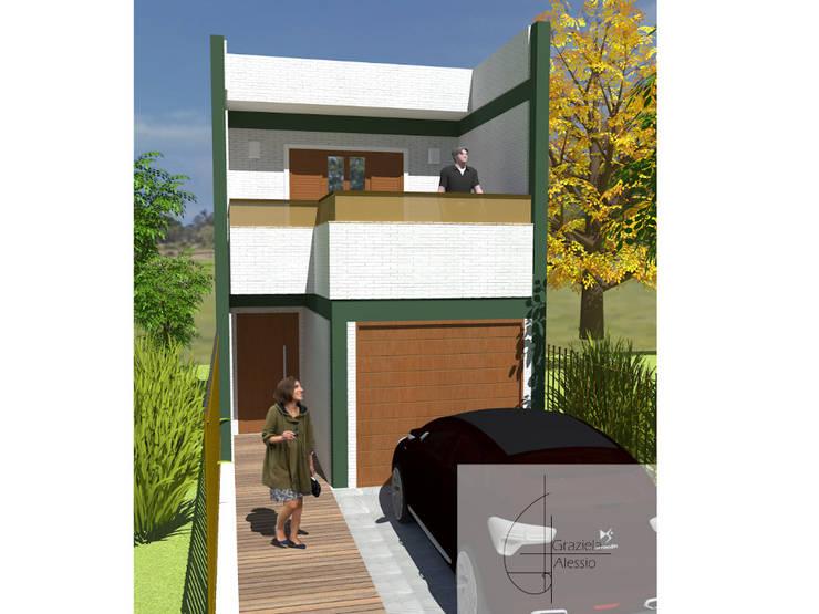 de estilo  por Graziela Alessio Arquitetura