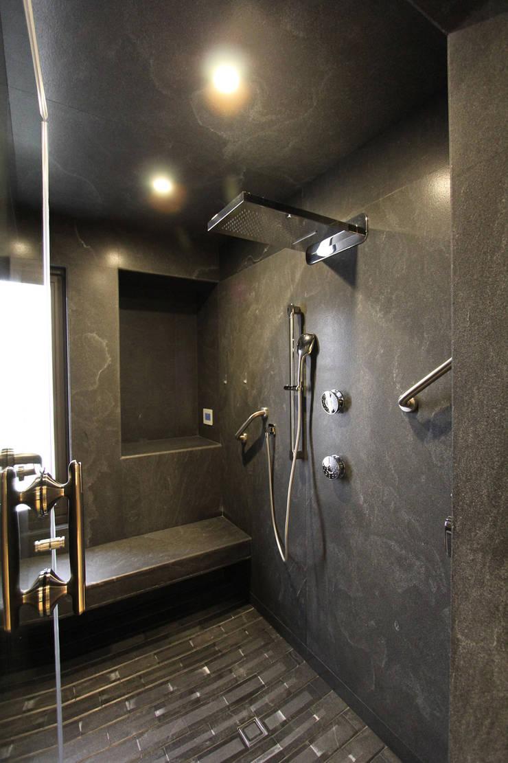 PH – MS: Baños de estilo  por ARCO Arquitectura Contemporánea