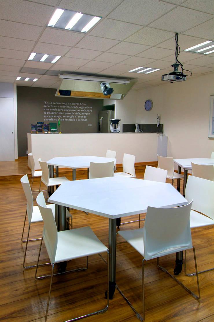 Thermomix: Estudios y oficinas de estilo  por DIN Interiorismo