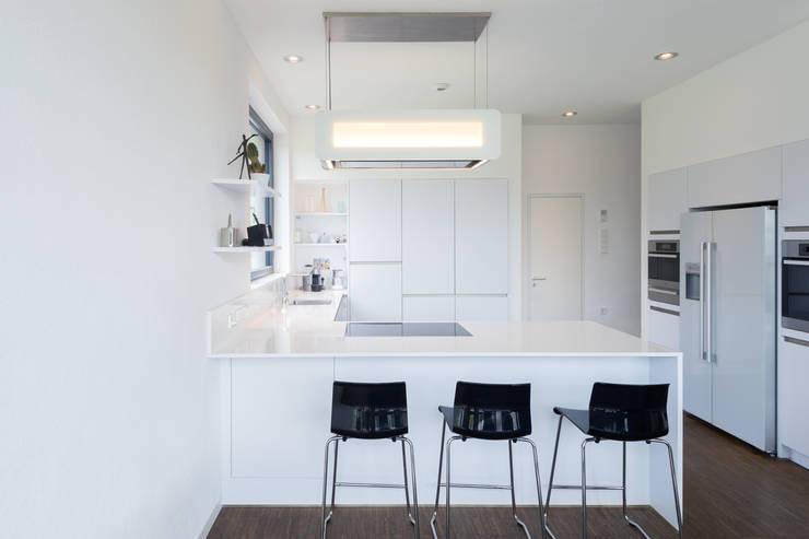 Кухни в . Автор – sebastian kolm architekturfotografie