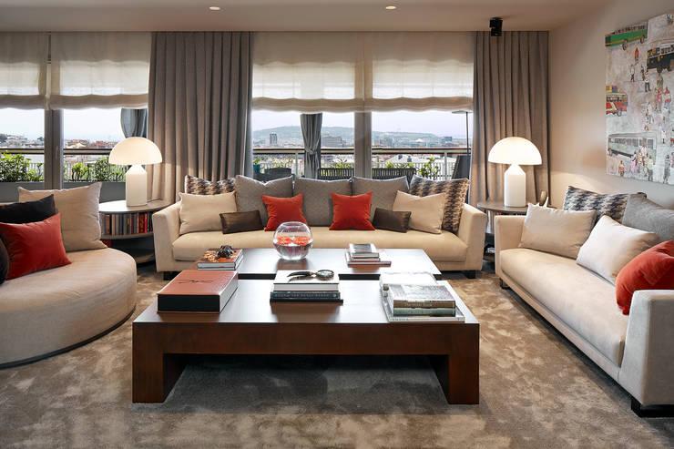 Molins Interiors:  tarz Oturma Odası