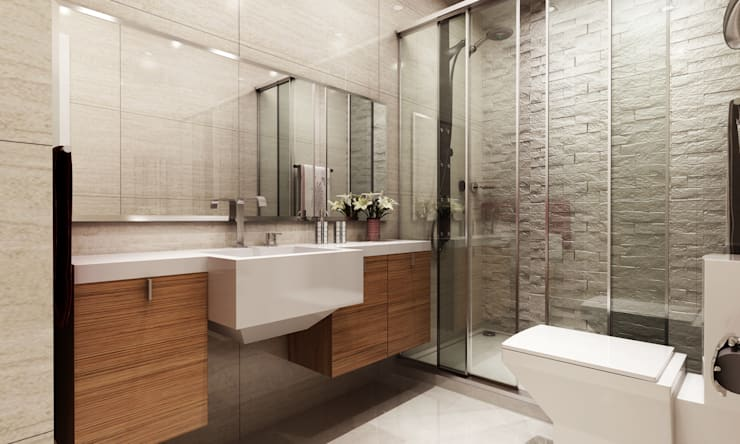 3DDİZAYN – jenga :  tarz Banyo