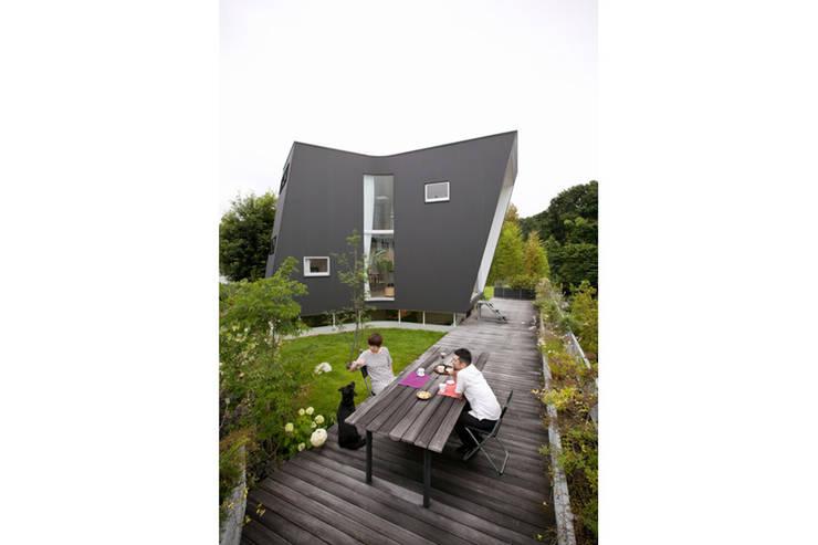 Сады в . Автор – 桑原茂建築設計事務所 / Shigeru Kuwahara Architects