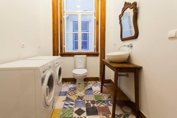 Banheiros  por alma portuguesa