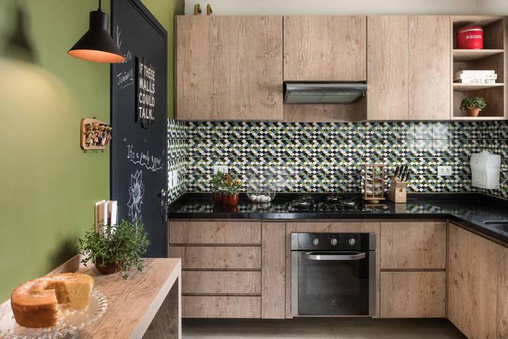 Cozinha: Cozinhas modernas por Alma em Design