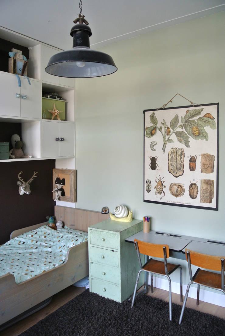 vintage kinderkamers - vintage kids rooms:   door Kinderkamervintage, Industrieel