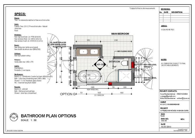 Floor Plan: rustic  by Urban Dwellers Design Studio, Rustic