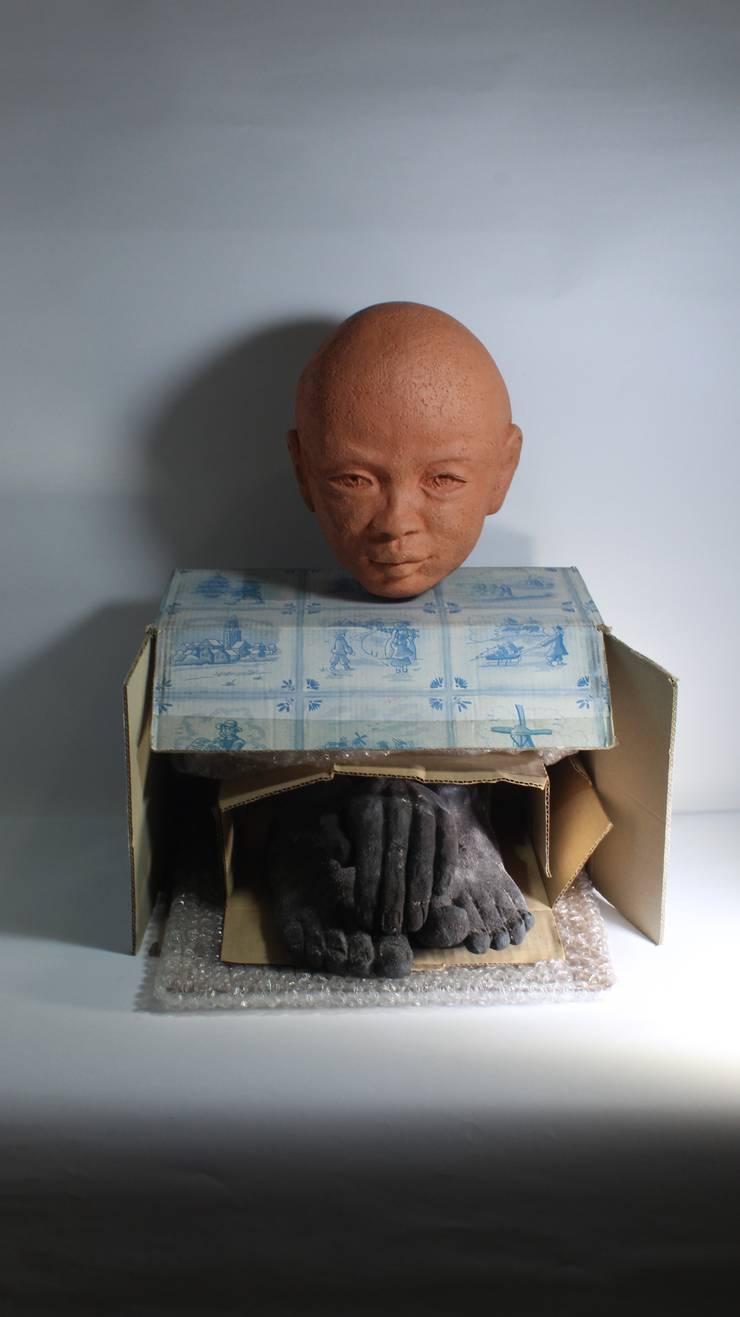 Arte de estilo  por Ceramic Language. Adriana Sambrano,