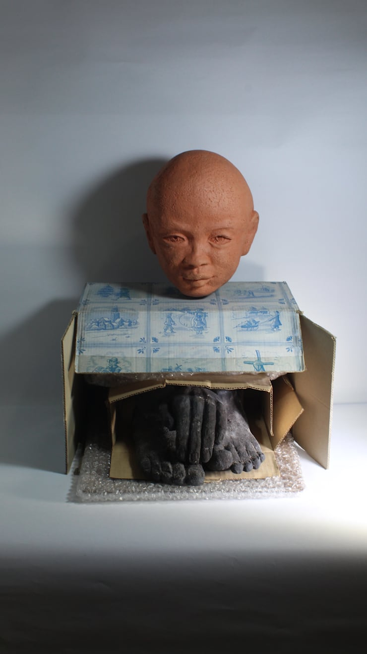 modern  oleh Ceramic Language. Adriana Sambrano, Modern Keramik