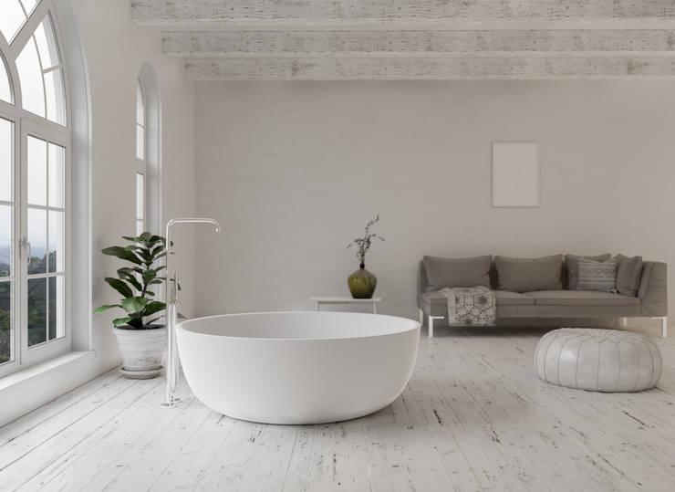 Bathroom by Copenhagen Bath