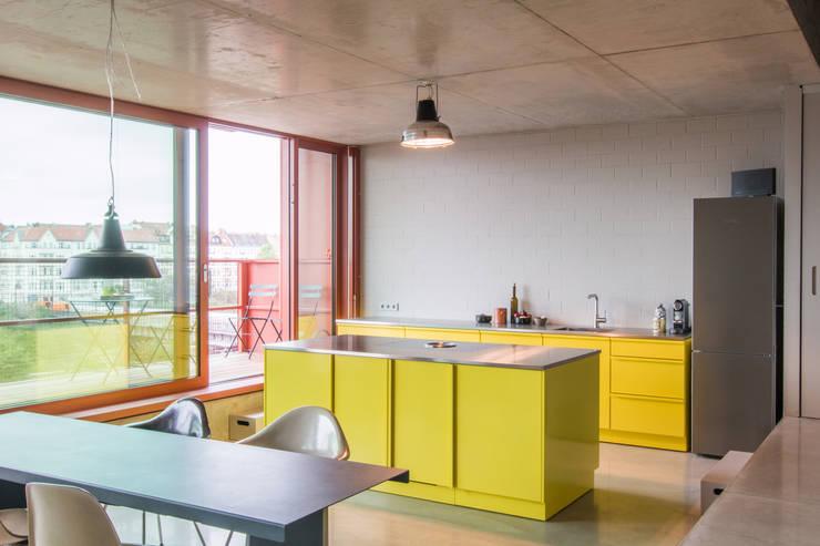 Quitte:  Küche von popstahl Küchen