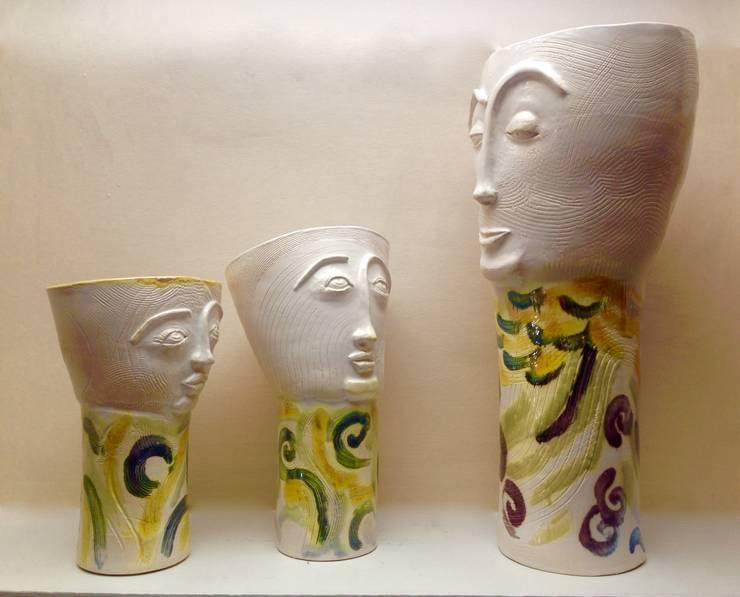 WASN'T ME!:  Artwork by Ceramic Language. Adriana Sambrano