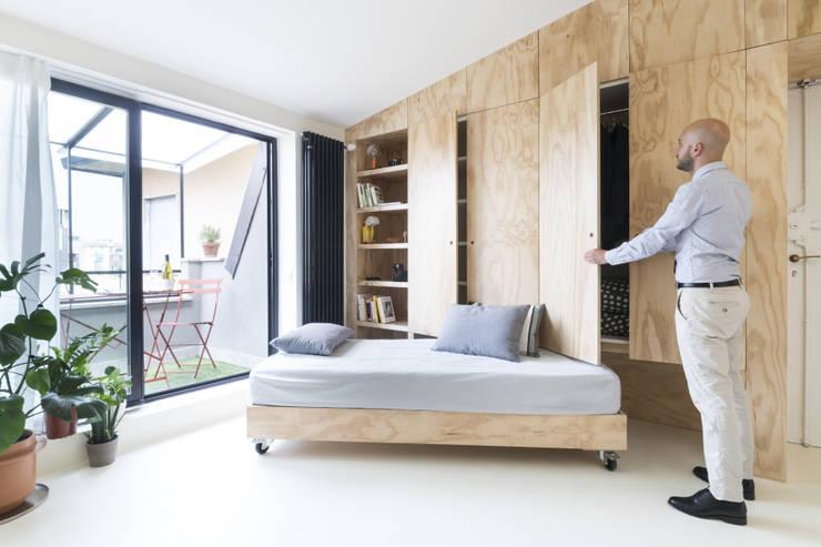 Wohnzimmer von studio wok