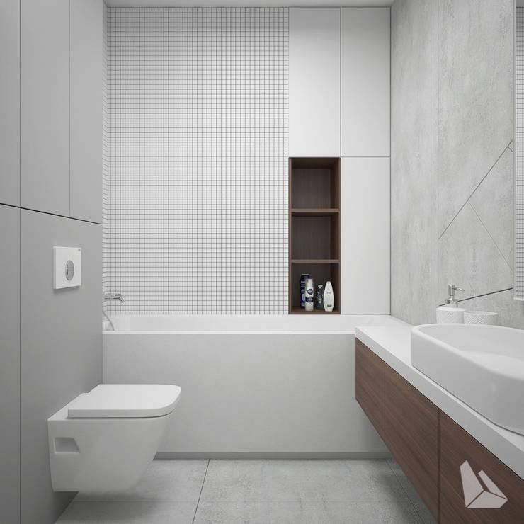 modern Bathroom by Dream Design
