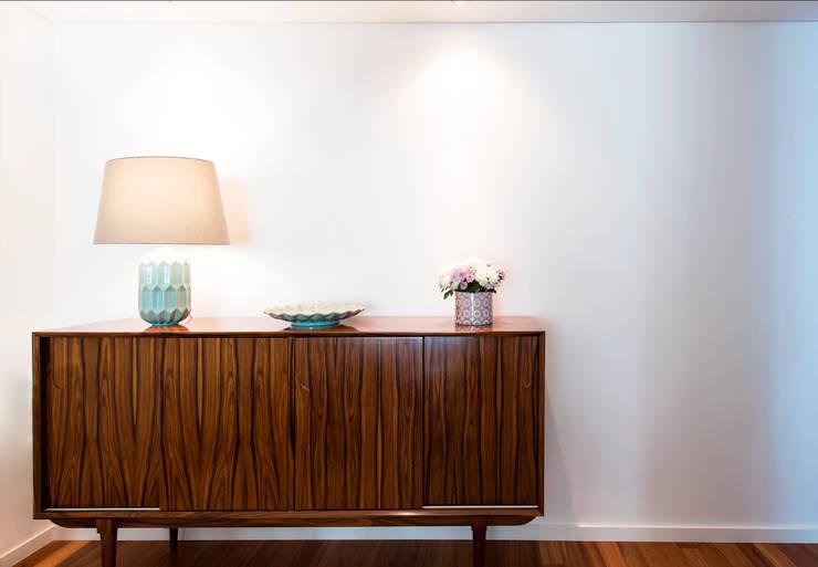 Super Cozy: Salas de jantar  por Filipa Cunha Interiores