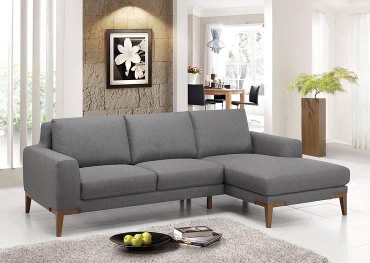 canapé design par delorm design   homify