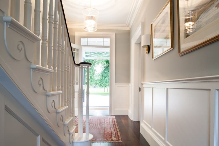 Start Painting Your Hallway
