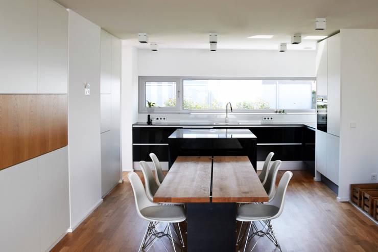 :  Küche von Marcus Hofbauer Architekt