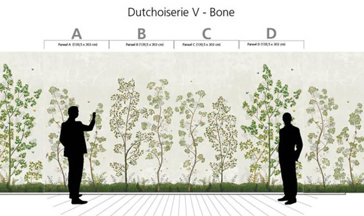 Dutchoiserie V:  Eetkamer door Snijder&CO