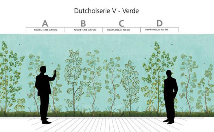 Dutchoiserie V:  Slaapkamer door Snijder&CO
