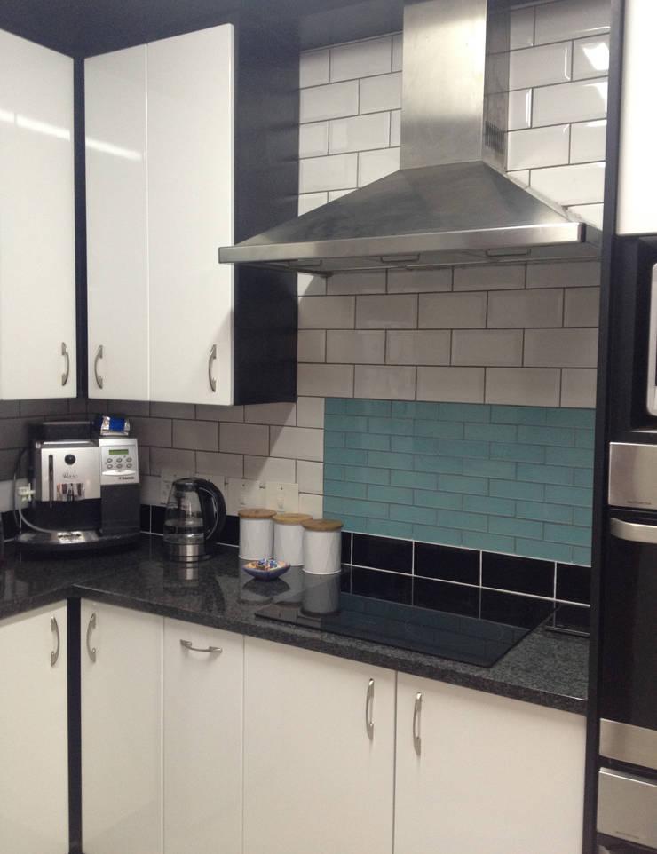 Mid View:   by Boss Custom Kitchens (PTY)LTD,