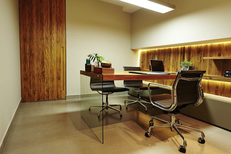 Clínicas / Consultorios Médicos de estilo  por Elisa Vasconcelos Arquitetura  Interiores, Moderno