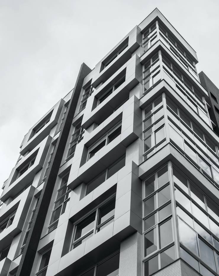 Monet: Casas  por André Petracco Arquitetura