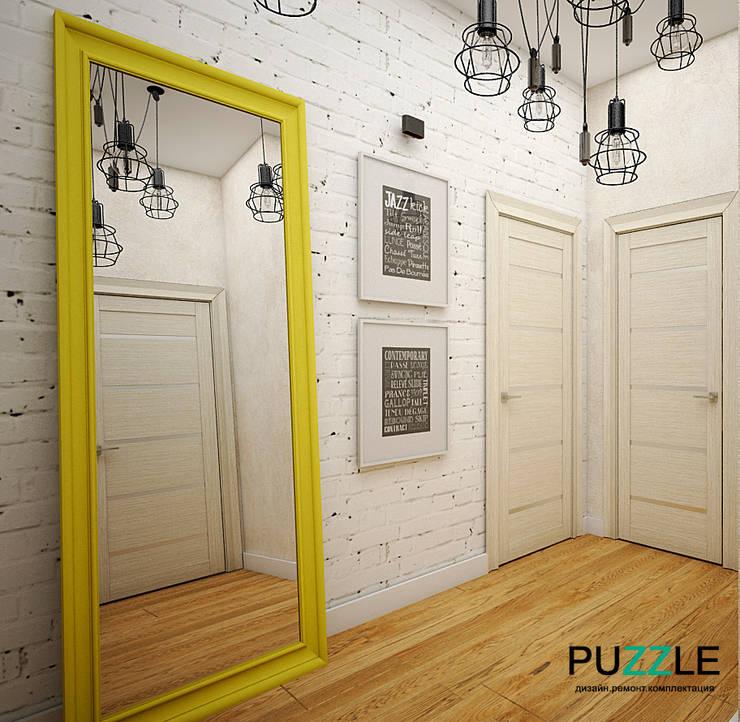 Corridor & hallway by PUZZLE