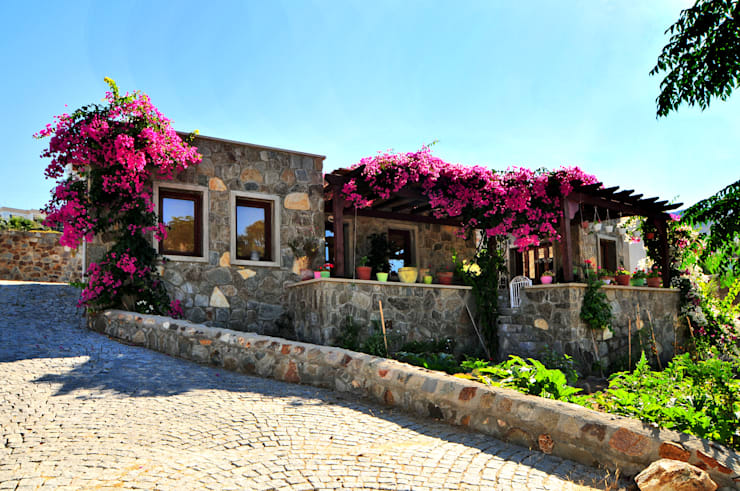 country Houses by İDEA BODRUM MİMARLIK