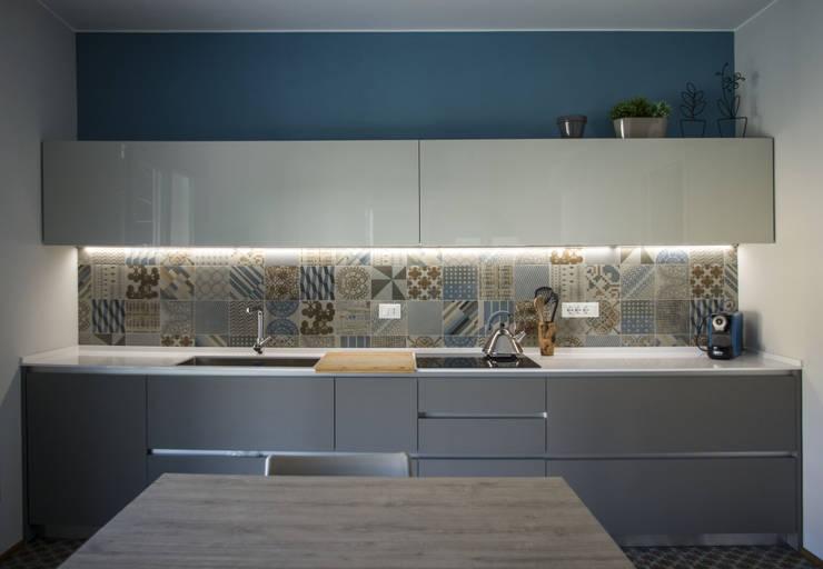VV_LAD: Cucina in stile  di LAD studio