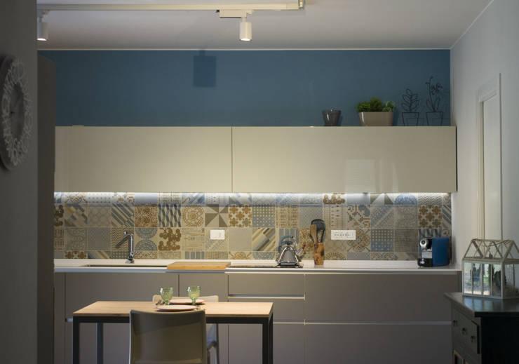 مطبخ تنفيذ LAD studio