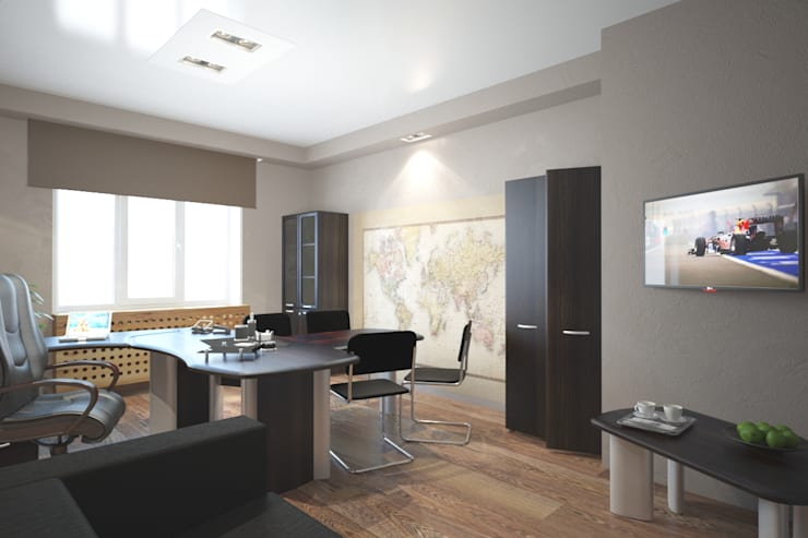 Study/office by Indika-art