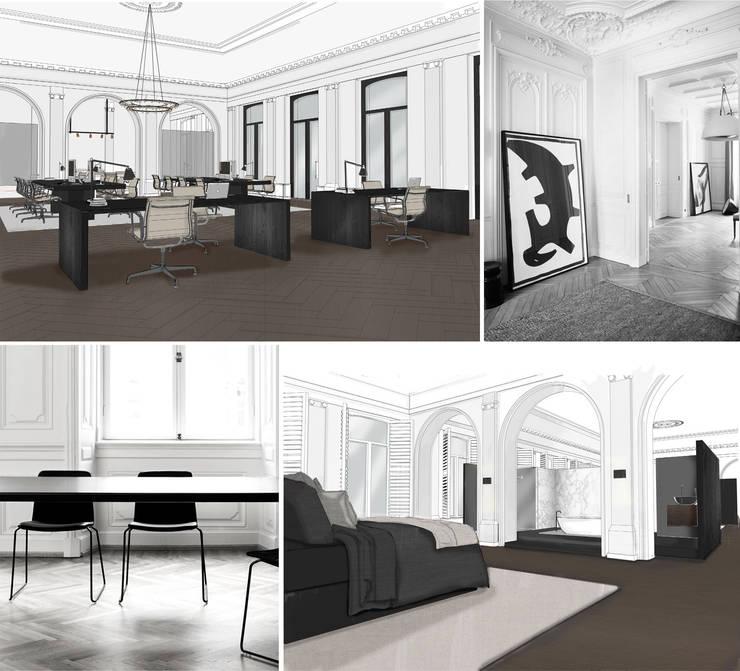 javastraat:   door Mariska Jagt Interior Design
