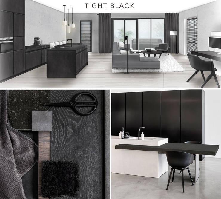 Vier woonstijlen voor vorm:   door Mariska Jagt Interior Design