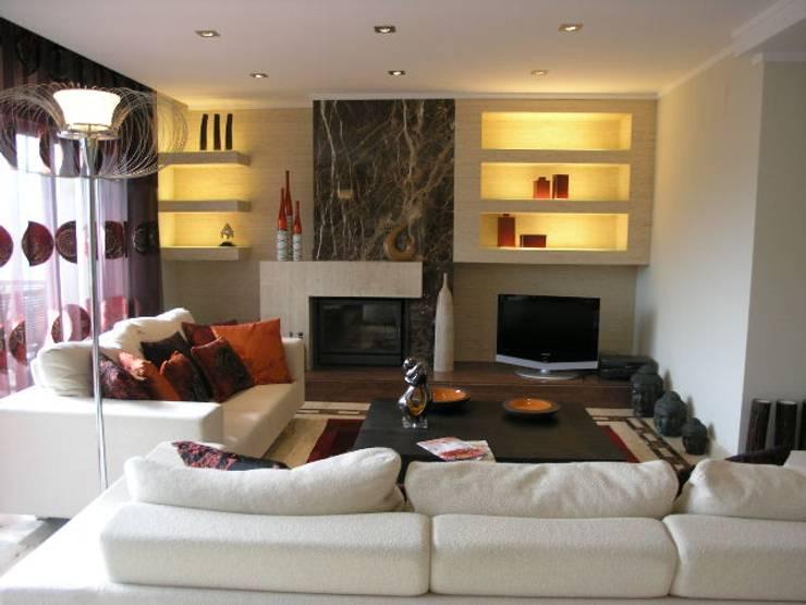 Wohnzimmer von Atelier  Ana Leonor Rocha