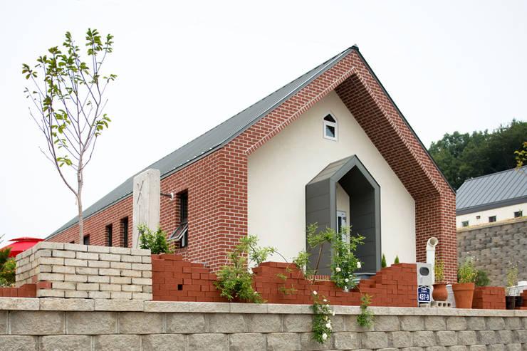 외부전경1: 건축사사무소 재귀당의  주택