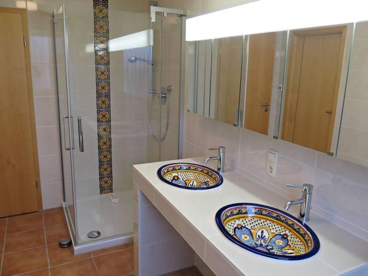 Azulejos de talavera ideas para decorar - Mediterrane badezimmer fliesen ...