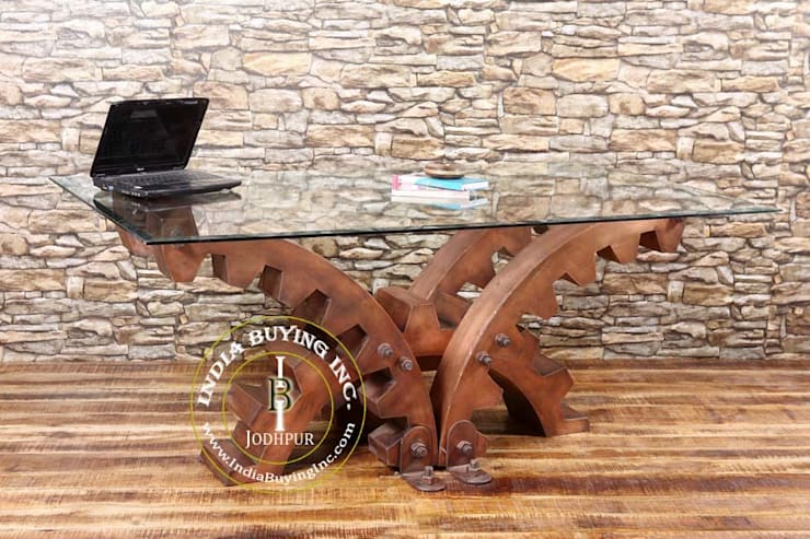 vintage industrial furniture manufacturer and exporter from Jodhpur rajasthan India :  Household by India Buying Inc
