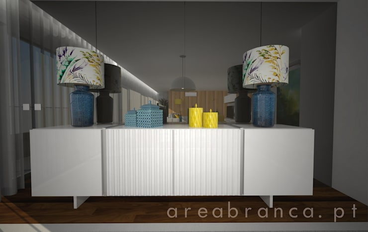 Aparador: Salas de estar  por Areabranca