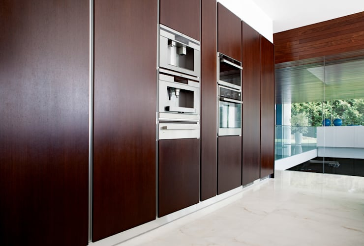 Apelo aos sentidos: Cozinhas  por FABRI